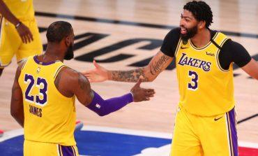 NBA/ Lajme të mira për Lakers nga infermieria, Davis dhe LeBron gati për rikthimin