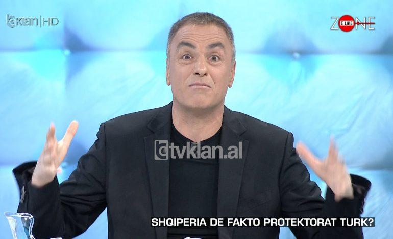 """""""TRONDIT"""" ndjekësit: Arian Çani: Këtu do të bëhet kasaphanë, më dëgjoni mua"""