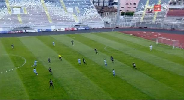 LIVE/ Kupa e Shqipërisë: Mbyllet ndeshja Vllaznia-Laçi. Rezultati 1-0