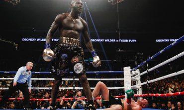 """PËRPLASJA E """"TITANËVE""""/ Boksieri Wilder kërcënon Tyson Fury: Këtë herë nuk ke se ku të fshihesh"""