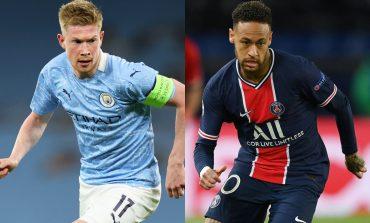 LIVE/ Champions League: Mbyllet ndeshja Manchester City-PSG. Rezultati 2-0