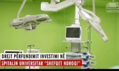 """""""MUNDËSI PËR NDËRHYRJE NË ZEMËR...""""/ Rama publikon pamjet: Gati qendra e re e kardiokirurgjisë në spitalin 'Shefqet Ndroqi'"""