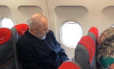 VIZITA E PAPRITUR/ Edi Rama udhëton drejt Italisë, zbulohet axhenda e kryeministrit