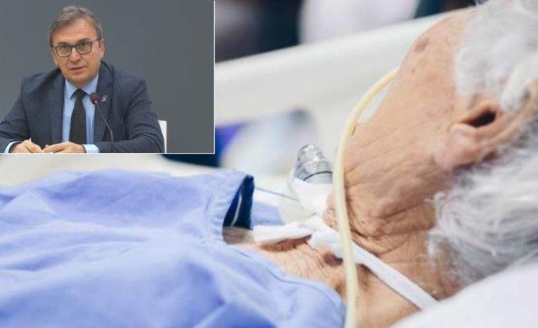 JEP LAJMIN E MIRË/ Skënder Brataj: Tek të moshuarit e vaksinuar në Itali, shtrimet kanë rënë me 91%