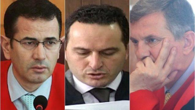 """""""U PËRFSHINË NË AKTIVITETE TË PALIGJSHME""""/ Gjykata e Posaçme vendos: Sekuestro pasurive të tre ish-gjyqtarëve"""