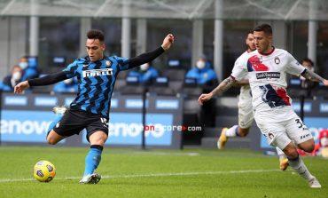 LIVE/ Serie A: Mbyllet ndeshja Crotone-Inter. Rezutlati 0-2
