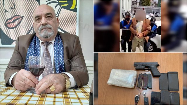 """""""SHOFERI DHE EFEKTIVI I RENEA-S NUK E DININ…""""/ Ded Nimani merr përsipër trafikun e 1 kg kokainë (DEKLARATA)"""