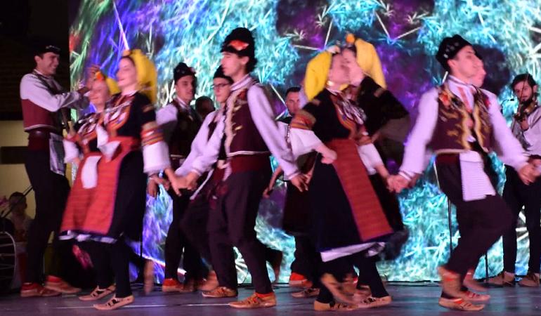 FOLKU BALLKANIK NË KORÇË/ Festivali i parë që nga nisja e pandemisë mbledh artistë nga i gjithë rajoni