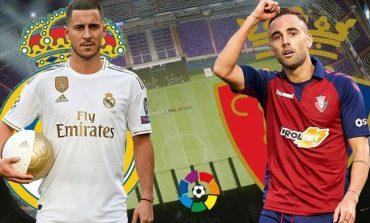 LIVE/ La Liga: Mbyllet ndeshja Real Madrid-Osasuna. Rezultati 2-0