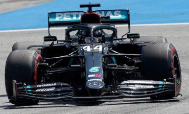 """FORMULA 1/ Lewis Hamilton më i shpejti në Spanjë, siguron """"pole position"""" nr.100 në karrierë"""