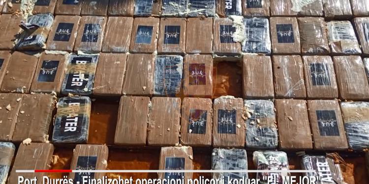 ZBULOHET SKEMA/ Si udhëtuan 400 kg kokainë nga Brazili në Shqipëri