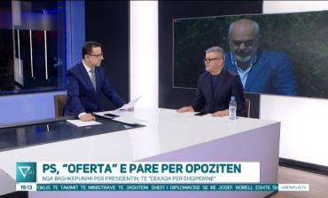 INTERVISTA/ Peza: PS, e vendosur për shkarkimin e Metës dhe serioze për bashkëpunimin me opozitën