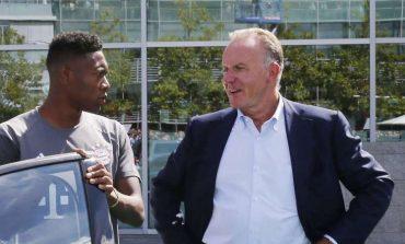 RRËFEN NJË PRAPASKENË TEK BAVAREZËT/ Babai i Alaba: Te Bayern e dinë se çfarë ndodhi…