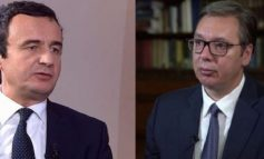 DIALOGU KOSOVË-SERBI/ Sot për herë Kurti dhe Vuçiç takohen në Bruksel