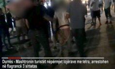 """U BËNIN TRUKE TURISTËVE DHE U MERRNIN PARA/ Pranga tre """"mashtruesve"""" në Durrës"""
