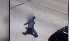 ME KOSTUM DHE THIKË NË DORË/ Shqiptari vret të dashurin e ish-gruas, ecën i qetë me duart me gjak (VIDEO)