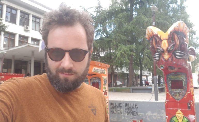 REVOLTOHET gazetari Idro Seferi: O zgjebsa, më përpara punoj për serbët, se për ju. Ik…