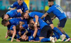 """""""EURO 2020""""/ Italia vazhdon e pamposhtur, mposht Zvicrën dhe kualifikohet në 1/8-at"""