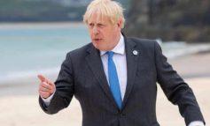 """""""KA BËRË...""""/ Boris Johnson pyetet nëse Putin është vrasës, ja përgjigja e tij"""