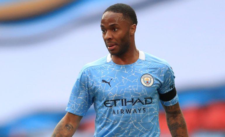 """STERLING KËRKOHET NGA KLUBE TË MËDHA/ E ardhmja e yllit të Manchester City-t vendoset pas """"EURO 2020"""""""