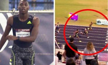 I JASHTËZAKONSHËM/ Sprinteri 17-vjeçar thyen rekordin e Usain Bolt të vendosur 18 vite më parë (VIDEO)