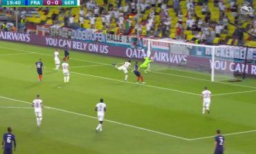 """""""EURO 2020""""/ Tronditen """"Pancerat"""", mbrojtësi Hummels shkakton autogol. Franca në festë (VIDEO)"""