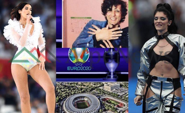 """""""EURO 2020″/ Ermal Meta në ceremoninë e HAPJES! Shqiptarët që shkëlqyen në kompeticionin që e ndjek gjithë globi"""