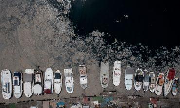 PAMJET SHOKUESE/ Dyfishohet në pesë ditë ndotja e detit Marmara në Turqi