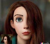 """""""VOILA""""/ Ky është aplikacioni që kthen selfiet në personazhe Disney"""