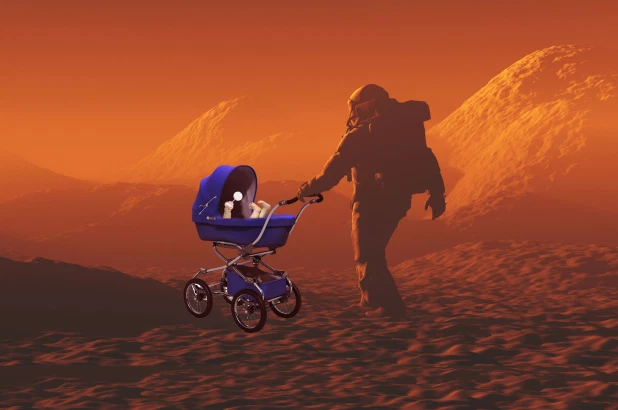E RRALLË/ Njerëzit mund të riprodhohen më shpejt në Mars pas zbulimit të ri për spermën