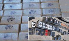 DALIN DETAJET/ Sekuestrimi i 300 kg kokainë në Durrës, kamioni me hekur kishte destinacion Italinë