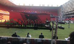 """FOTOT EKSKLUZIVE/ Nis Kongresi i PS, ja atmosfera në stadiumin """"Air Albania"""""""