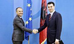 U RIZGJODH NË KRYE TË PD/ Soreca takim më Bashën: Diskutuam për situatën politike në Shqipëri