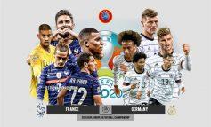 """LIVE/ """"EURO 2020"""": Mbyllet super ndeshja Francë-Gjermani. Rezultati 1-0"""