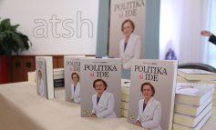 """""""POLITIKA SI IDE""""/ Promovohet libri i Valentina Leskajt: Reflektim mbi çështjet që përballet shoqëria shqiptare"""