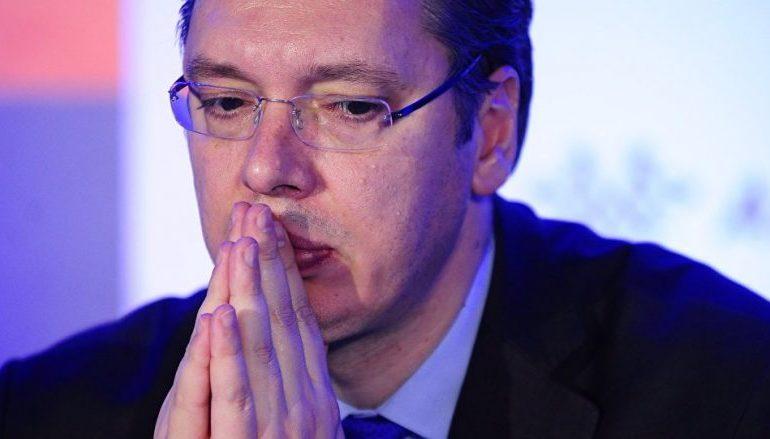 DIALOGU KOSOVË-SERBI/ Vuçiç: Nuk do të jetë e lehtë në Bruksel…