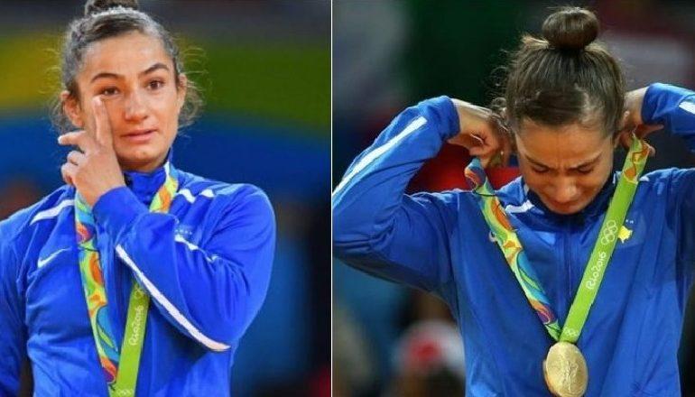 NJOFTON TËRHEQJEN/ Majlinda Kelmendi: E mbyll këtu karrierën time, doja ta bëja para Lojrave Olimpike