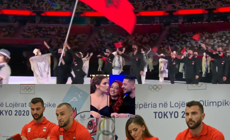"""KRAHASIMI ME """"YJET"""" E EMISIONEVE/ Pak mbështetje për sportistët që perfaqësojnë Shqipërinë në Tokyo! Ja sa i ndjekin në rrjet"""