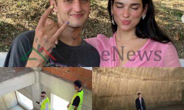 """""""BIJTË E SHQIPONJËS...""""/ Postimi i veçantë i të dashurit të DUA LIPËS, fotot nga Tirana dhe..."""