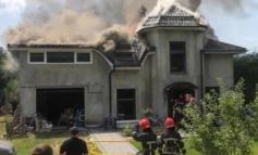 E RËNDË/ Katër persona vdesin pas rrëzimit të një aeroplani në Ukrainë