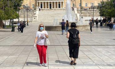 COVID NË GREQI/ Ulen ndjeshëm rastet, 15 humbje jete në 24 orë
