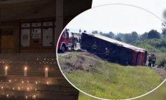 """""""FËMIJËT E KISHIN TË SHKRUAR NË FYTYRË TMERRIN""""/ Ministrja Gërvalla e pikëlluar për aksidentin tragjik"""