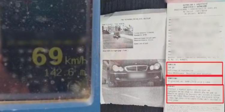 NUK NDALEN SHOFERËT! Me shpejtësi deri në 195 km/h, policia shton kontrollet: Tetë …