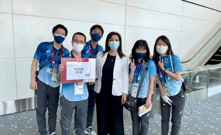 MBËRRIN NË TOKIO/ Kushi: Sportistët tanë elitarë do të na bëjnë të gjithëve krenarë në lojërat olimpike