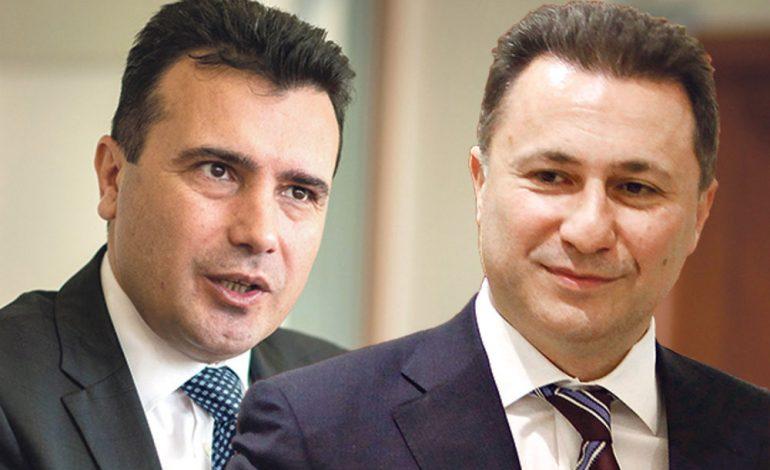 TRE VITE NGA ARRATISJA/ Zaev tregon kush e ndihmoi Gruevskin të largohet nga Maqedonia e Veriut