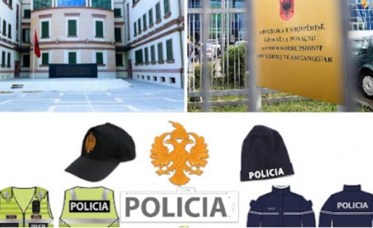 """""""JAM ME NJË VESHKË, DO DIPLOMOJ…""""/ Zyrtarët e skandalit me uniformat e Policisë: Absurde, jemi të ndershëm"""