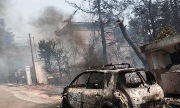 ARRESTOHET BLETARI SHQIPTAR NË GREQI/ Dyshohet si autori i zjarrit shkatërrimtar, ku dhjetëra shtëpia e makina...