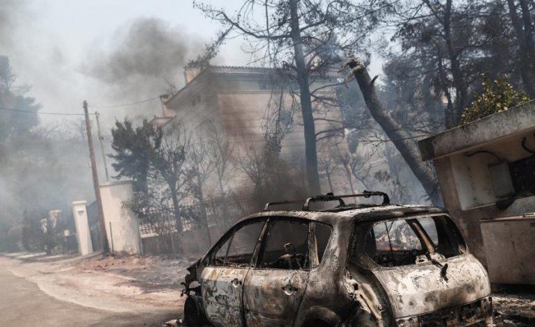 ARRESTOHET BLETARI SHQIPTAR NË GREQI/ Dyshohet si autori i zjarrit shkatërrimtar, ku dhjetëra shtëpia e makina…