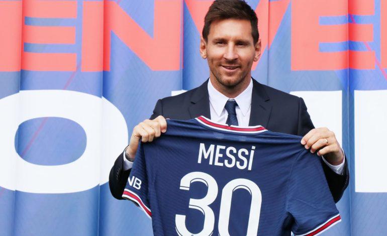 """MBI TRANSFERIMIN E """"PLESHTIT"""" TEK PSG/ Wijnaldum: Ja çfarë më ka befasuar më shumë nga Messi"""