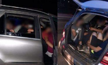 PO TRANSPORTONIN 13 EMIGRANTË TË PALIGJSHËM/ Arrestohen 2 persona në Gjirokastër, sekuestrohen...